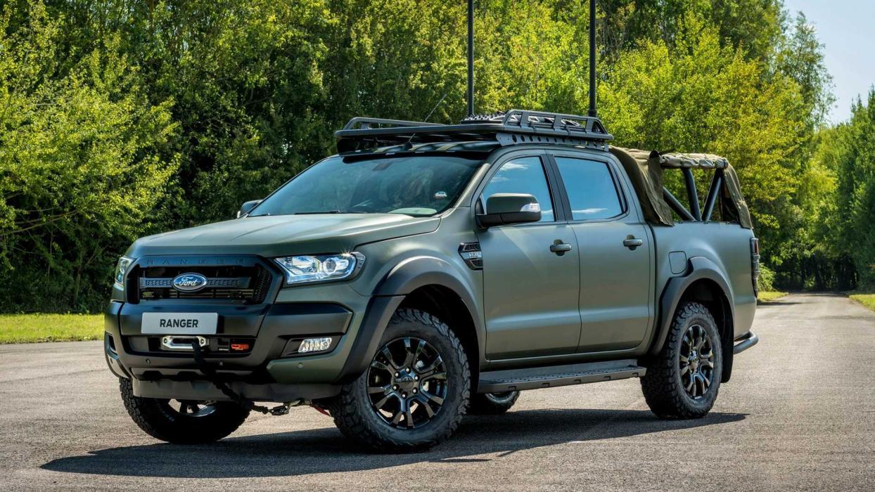 Ford Ranger Ricardo