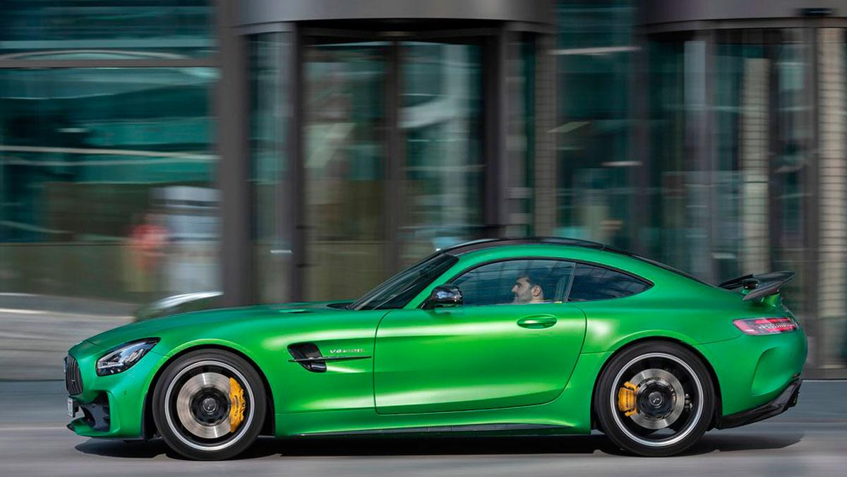 Mercedes-AMG GT-R Green Hell Magno