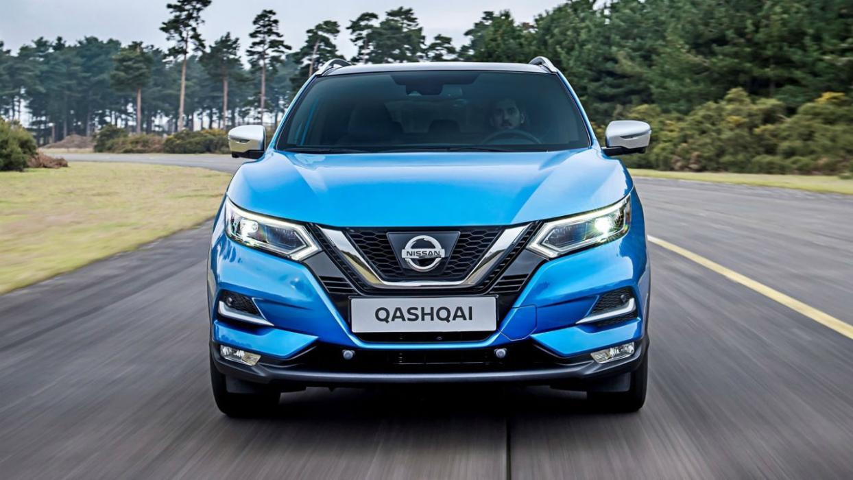 Nissan Qashqai Q-Line