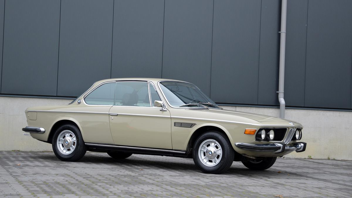 BMW deportivo clasico coupe