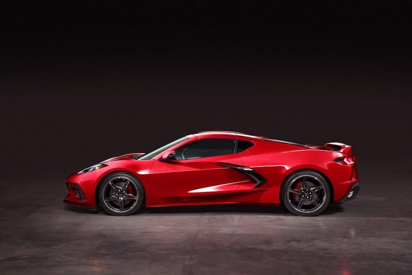 Corvette marca independiente