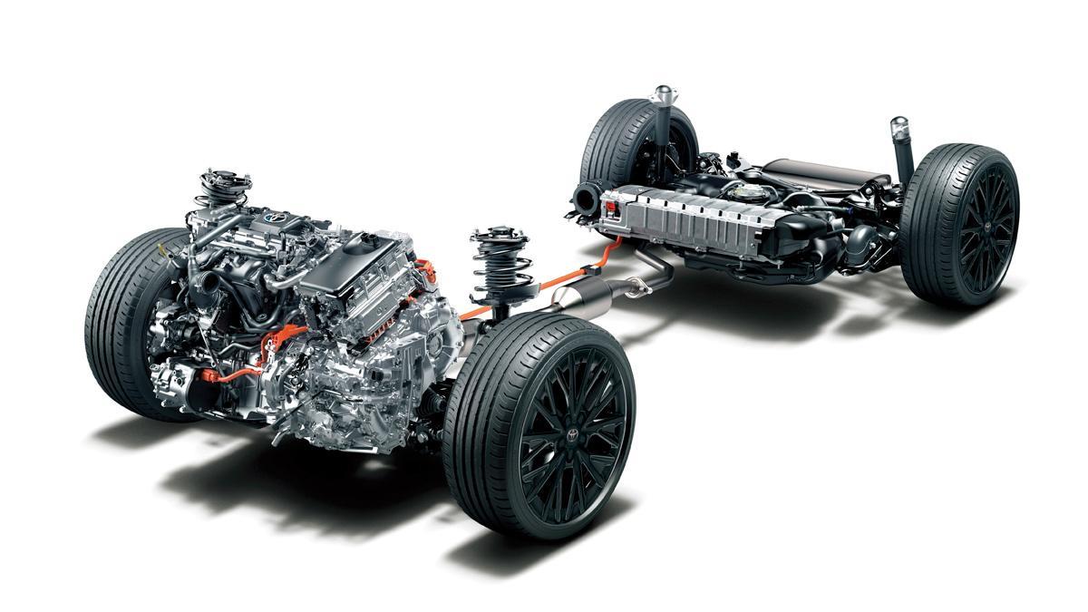 nuevo propulsor eficiencia tecnologia cuatro cilindros bateria hibridos