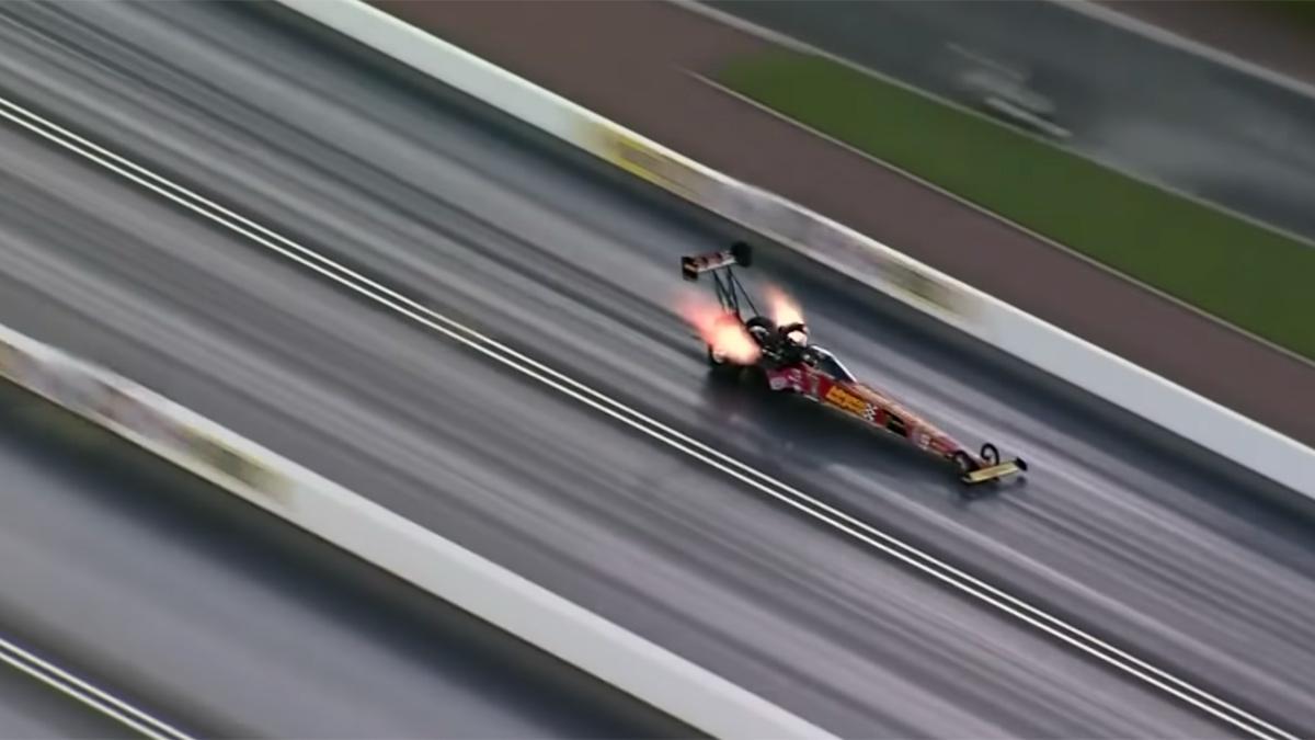 race las vegas motor speedway misil