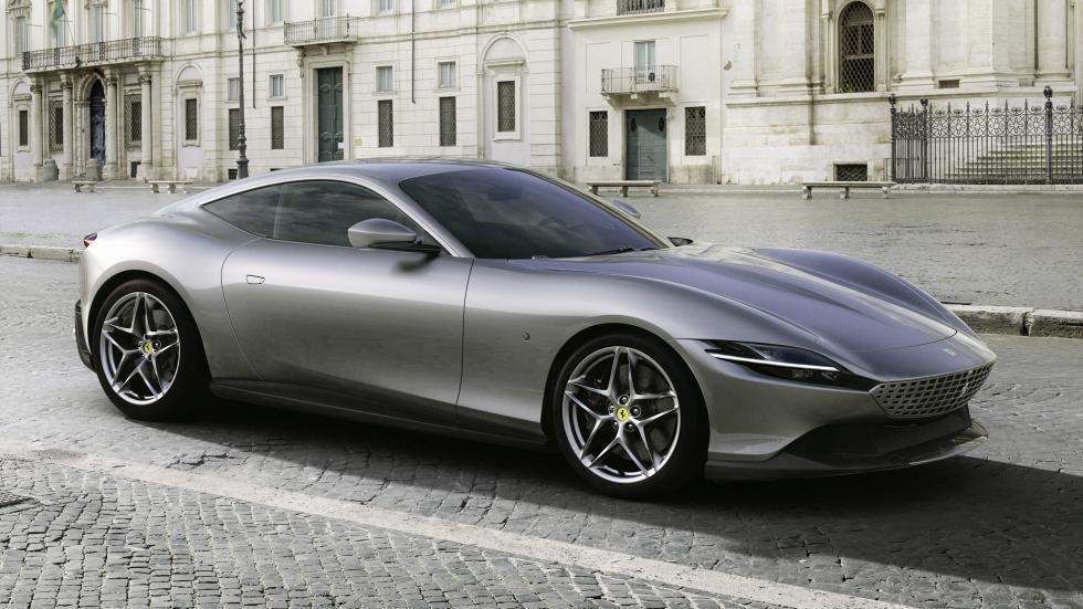 Nuevo Ferrari Roma