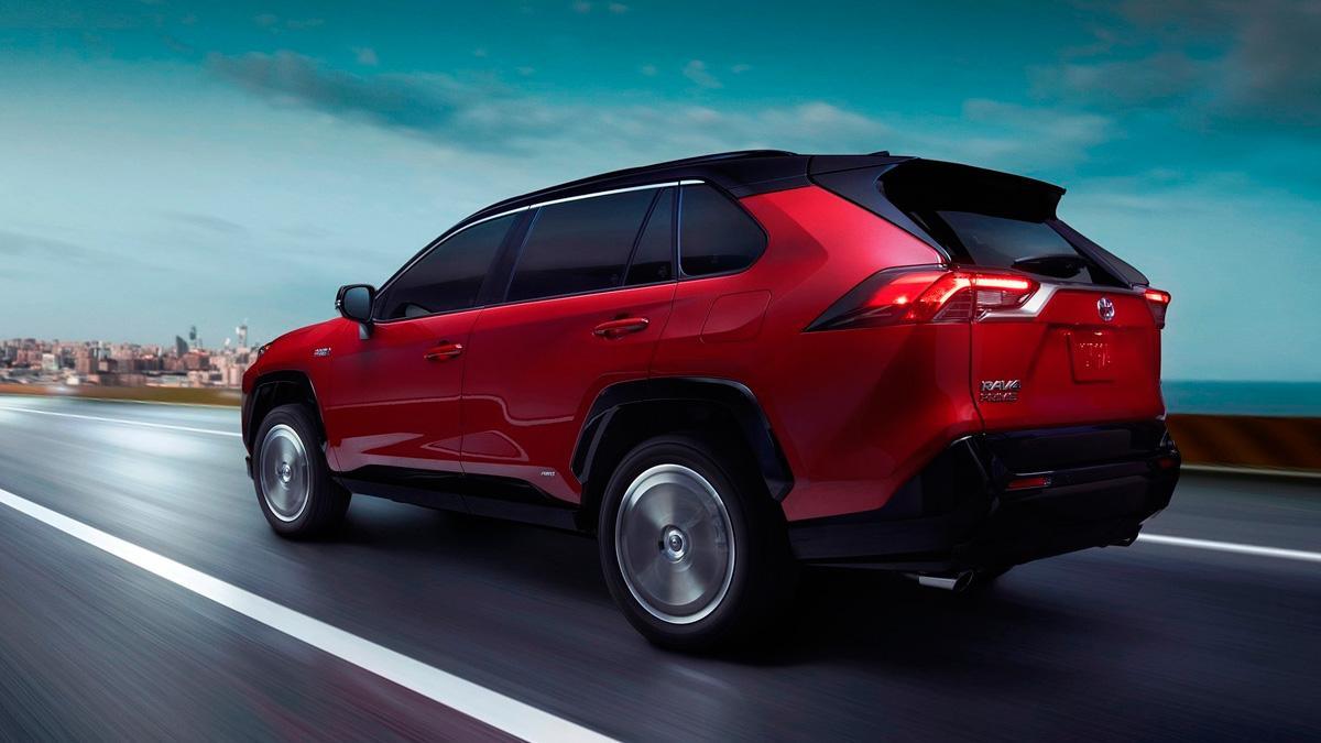 SUV hibrido enchufable lujo autonomia electrica electrico