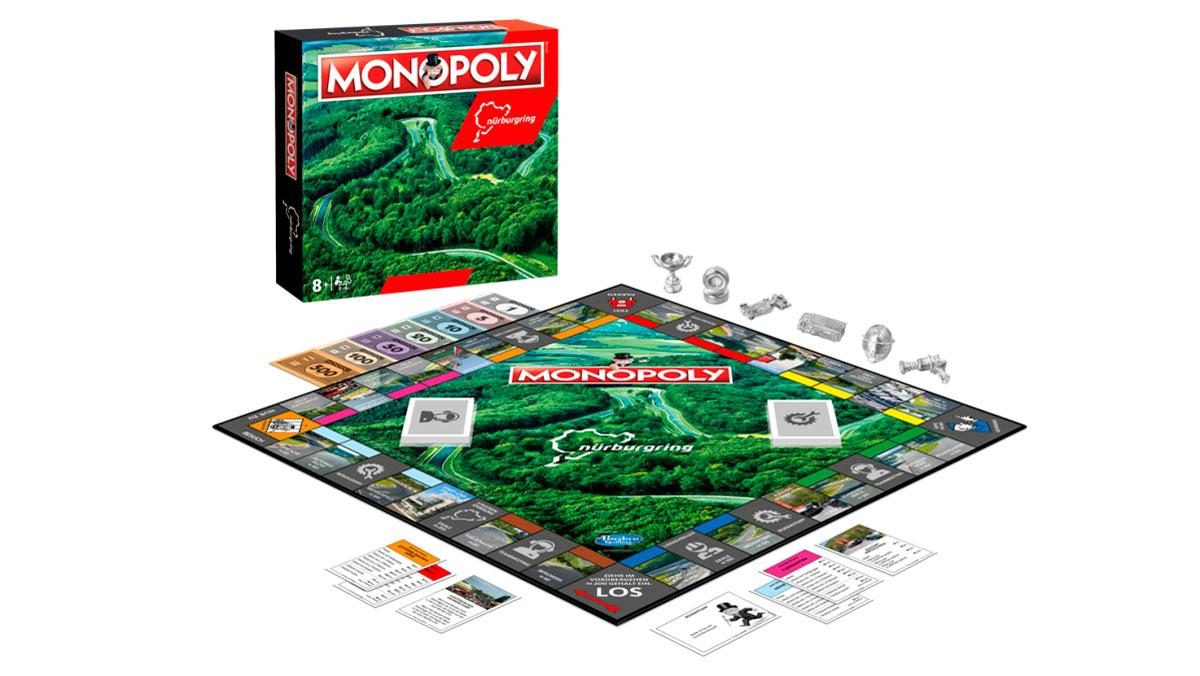Monopoly Nurburgring