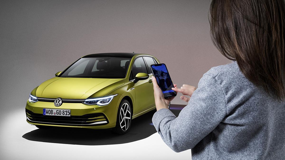 Prueba del Volkswagen Golf