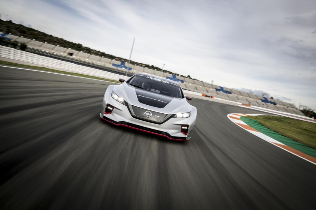 Nissan Leaf Nismo RC 2020