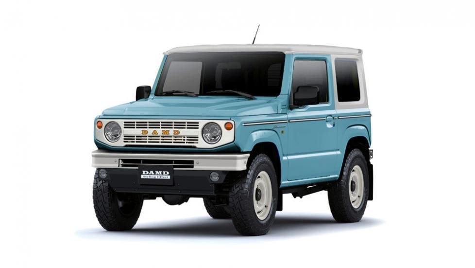Suzuki Jimny DAMD