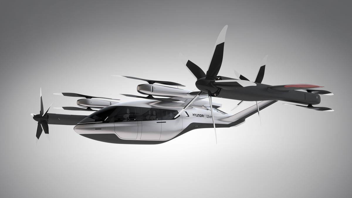 futuro movilidad urbana dron avion despegue vertical