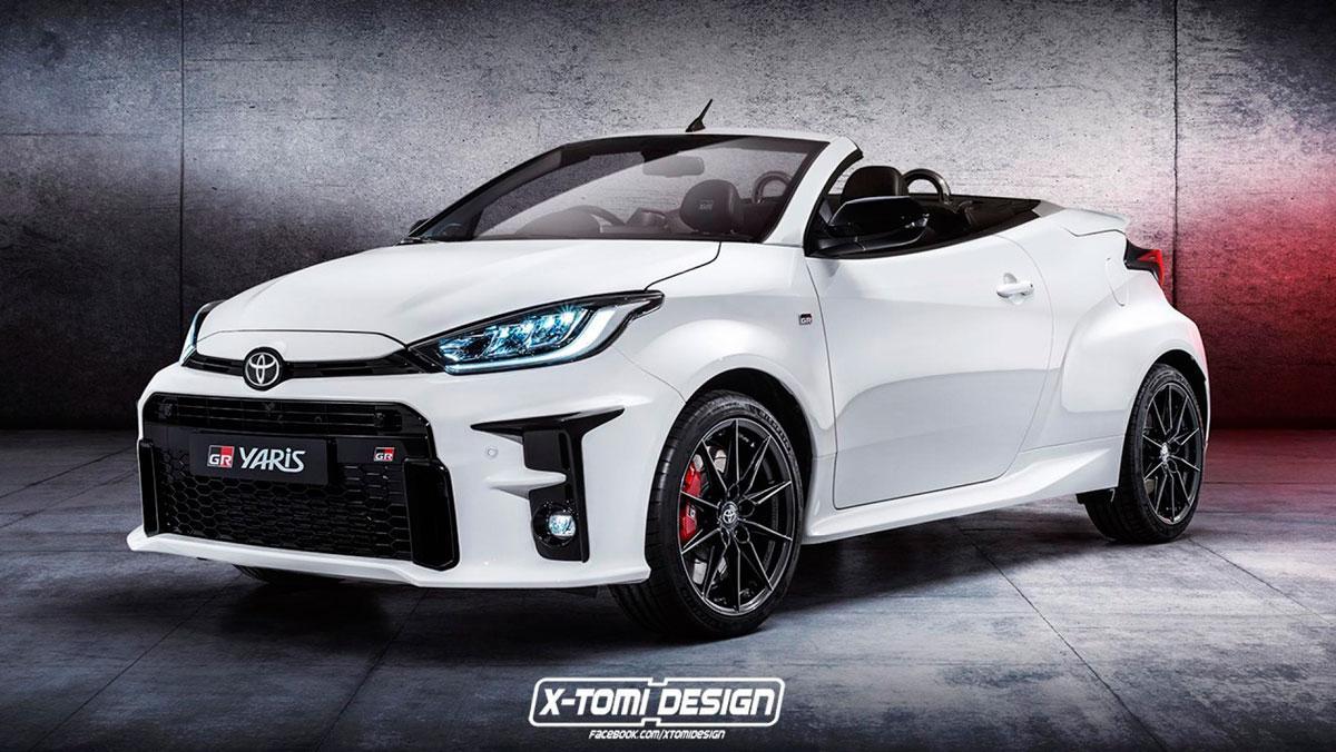 Toyota Yaris GR descapotable