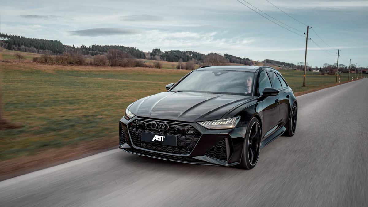 ABT Audi RS6 2020