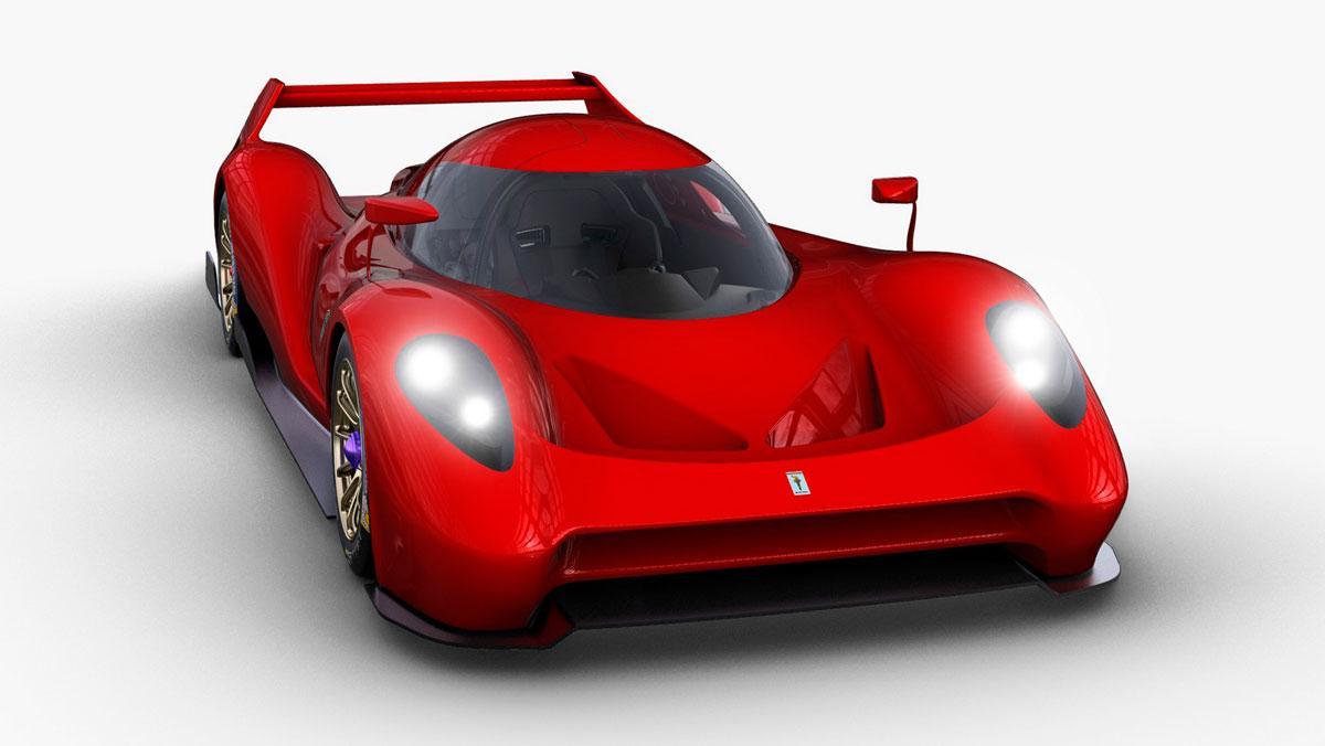 Glickenhaus 007 Le Mans