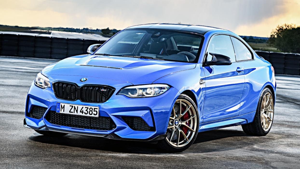 El BMW M2 CS 2020 barato no es, no...