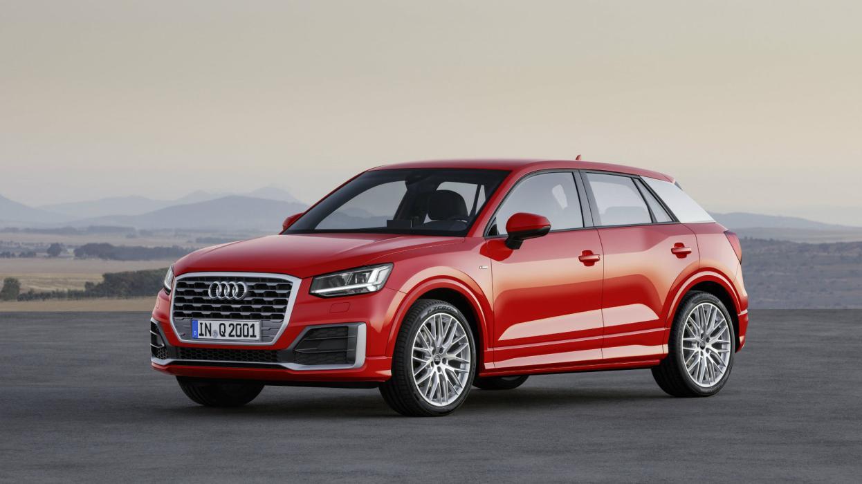 Audi Q2 Portada