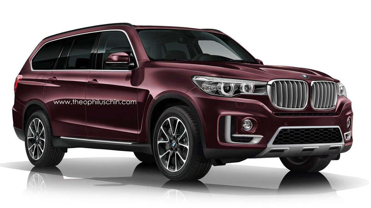 El BMW X7 2018 tendrá siete plazas. O cuatro, si pagas mucho