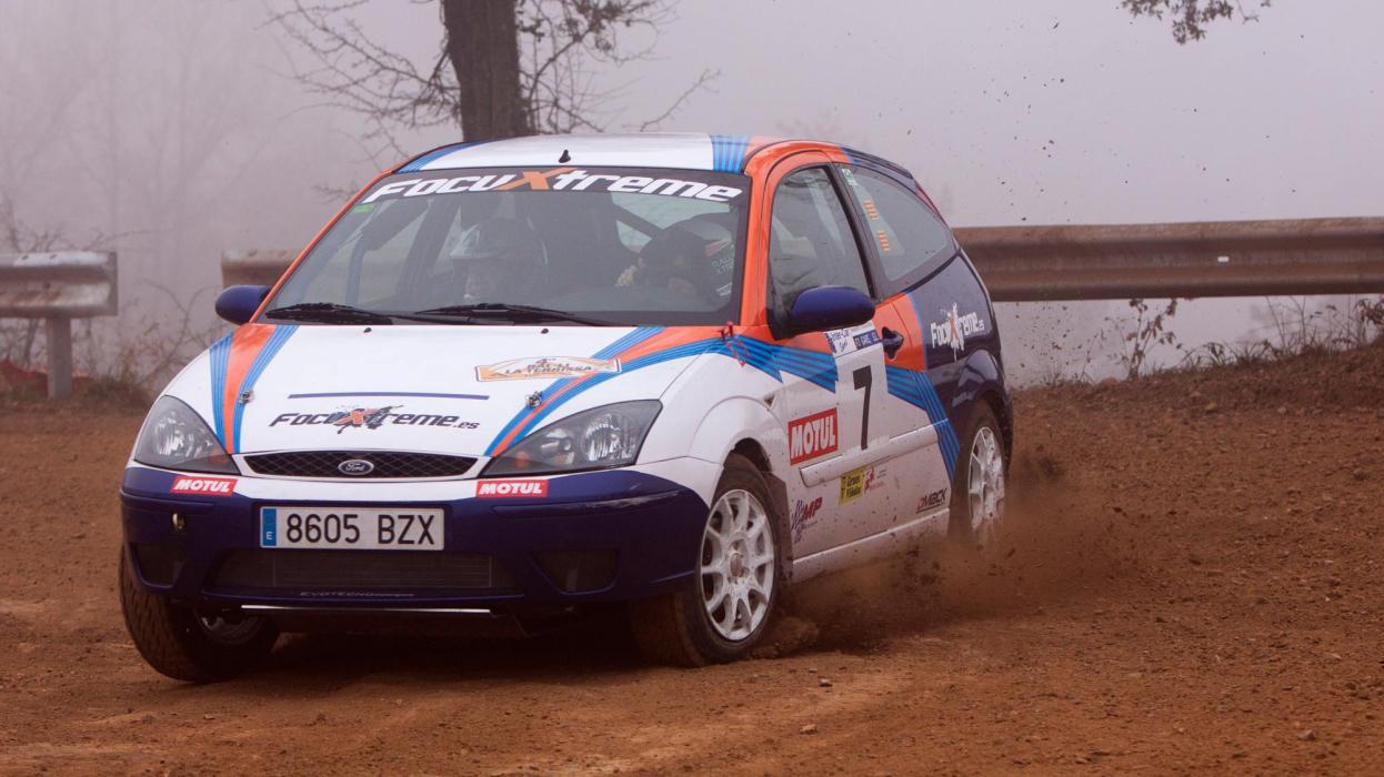 FocuXtreme, prueba Ford Focus ST