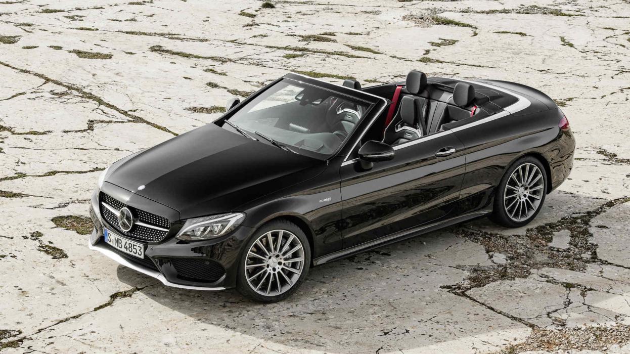 Mercedes-AMG C 43 4MATIC Cabrio portada