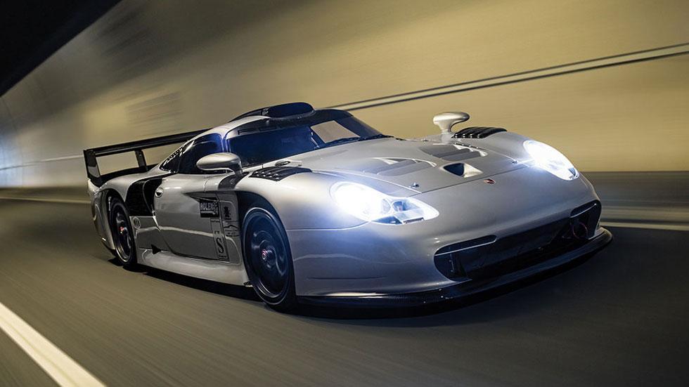 Porsche 911 GT1 Competition Evolution