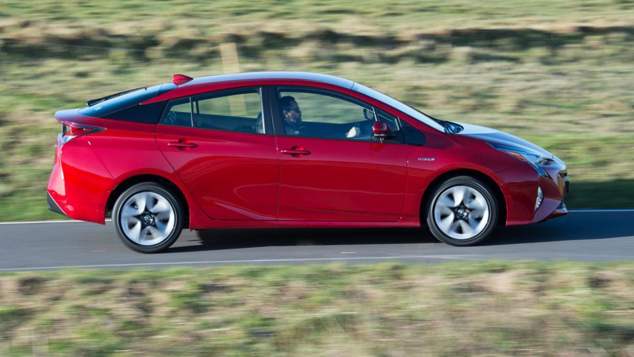 Nuevo Toyota Prius 2016