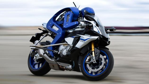 Motos Yamaha, Motobot