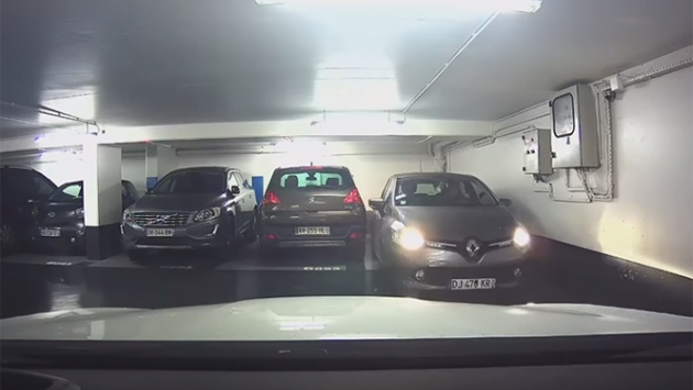 La solución definitiva para las plazas de parking estrechas
