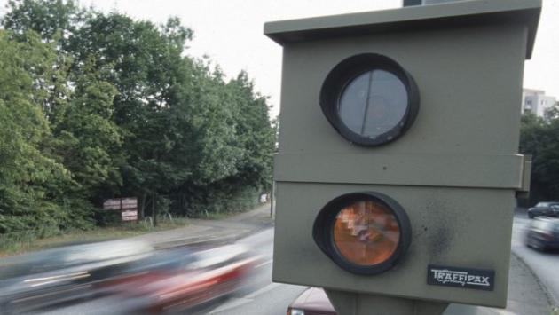 ¿Cuántas clases de radares hay en la carretera?
