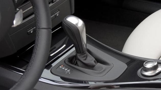 Cambio Steptronic deportivo BMW 335i