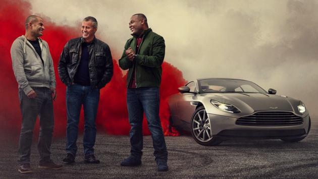 Top Gear TV