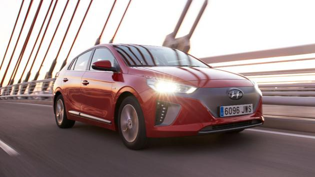 Prueba Hyundai Ioniq eléctrico 2017: ¡menudo chispazo!