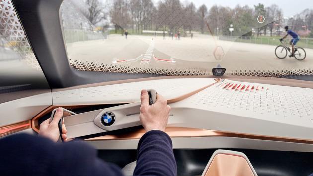El coche autónomo de BMW llegará en 2021 y será... un crossover