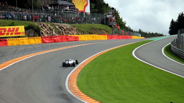 Las curvas emblemáticas de la F1 actual