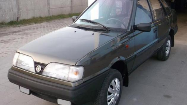 FSO Polonez modificado