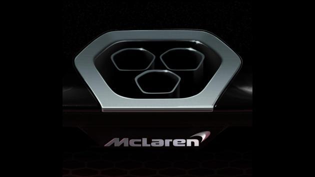McLaren P15 Ultimate Series