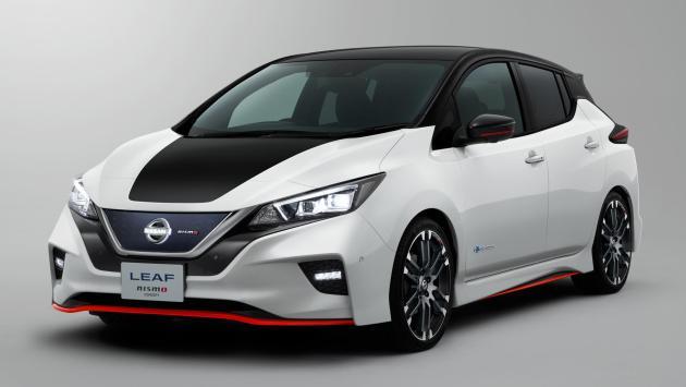 Nissan Leaf Nismo (I)