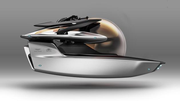 Project Neptune Aston Martin