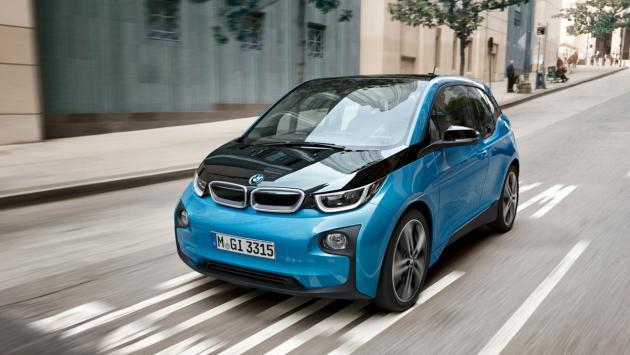 Prueba: BMW i3 (I)