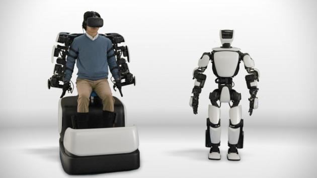 El androide de 3ª generación de Toyota