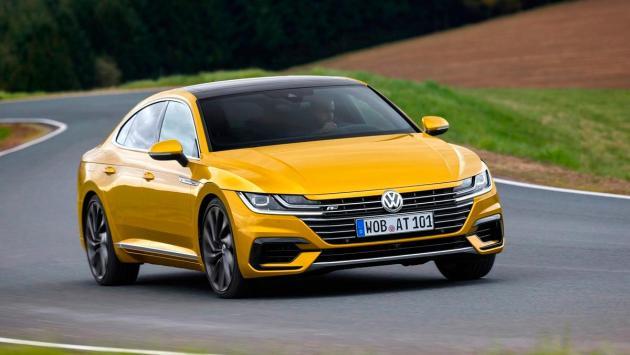 Volkswagen Arteon sedán lujo deportivo