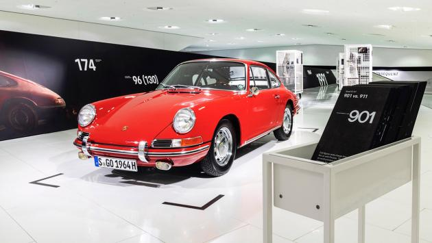 El Museo Porsche ha restaurado este 911 número 57 y lo ha dejado como nuevo