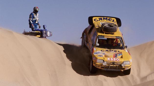 10 datos de Peugeot en el Dakar