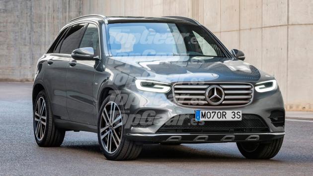 El nuevo crossover de Mercedes