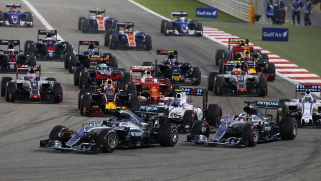 La temporada F1 2017 en números