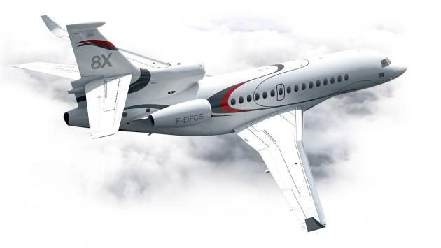 Uno de los mejores jets privados