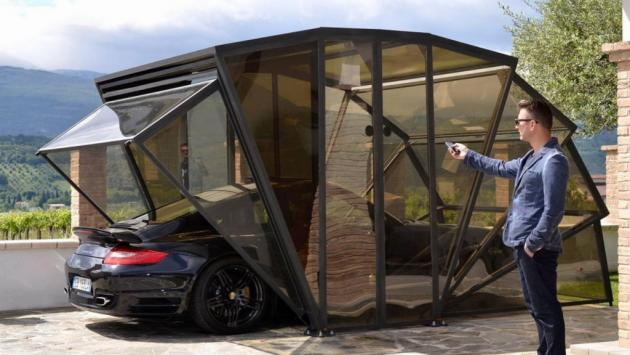 Los 5 garajes que solucionarán tus problemas de aparcamiento