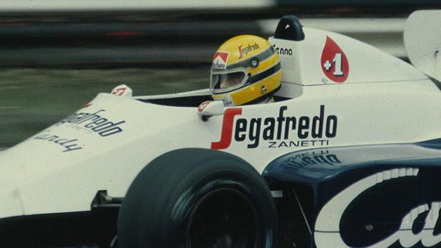 Toleman-Hart Senna 1984