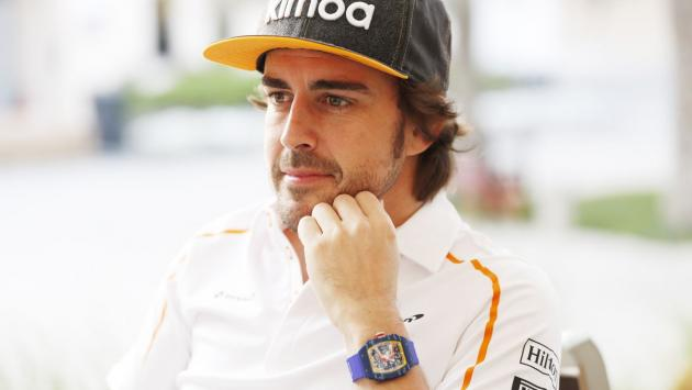 Peluco Richard Mille 67-02 Alonso