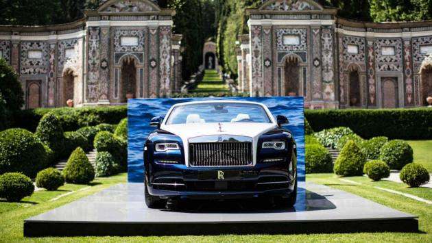 Rolls-Royce 'Journey into Luxury'