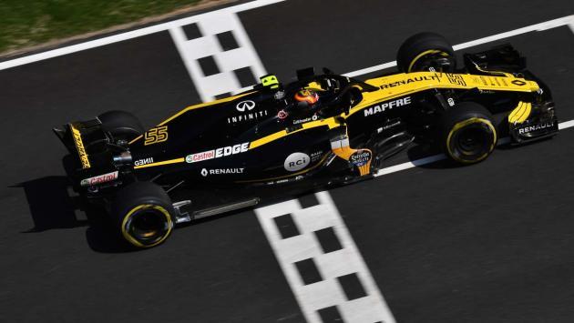 Carlos Sainz Renault F1
