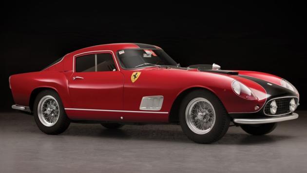 1957 Ferrari 250 GTB Competizione TdF